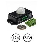 LEDStrip mini PIR bewegingssensor opbouw