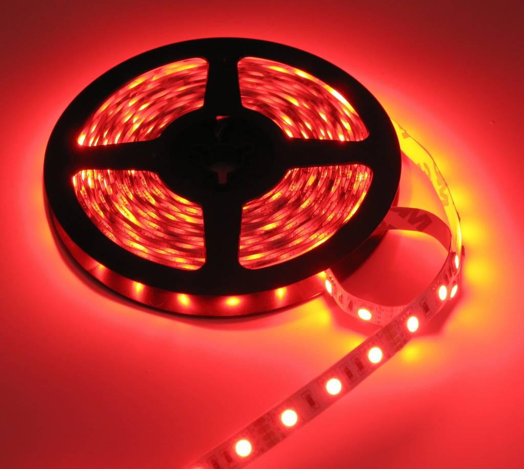 ledstrip rgb 5 meter 60 led per meter 12 volt ledstripxl. Black Bedroom Furniture Sets. Home Design Ideas