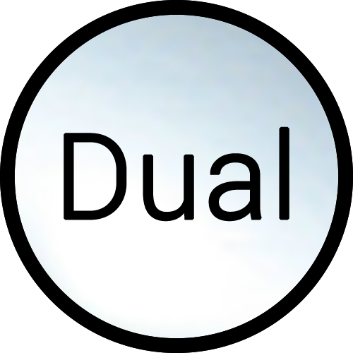 Dual White icoon1