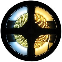 LEDStrip Dual White 2,5 Meter 120 LED per meter 24 Volt