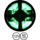 PowerLED Groen 0,5 t/m 2,5 Meter 60LED 12 Volt