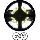 PowerLED Koud Wit 0,5 t/m 2,5 Meter 60LED 12 Volt