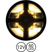 PowerLED Warm Wit 0,5 t/m 2,5 Meter 60 LED per meter 12 Volt