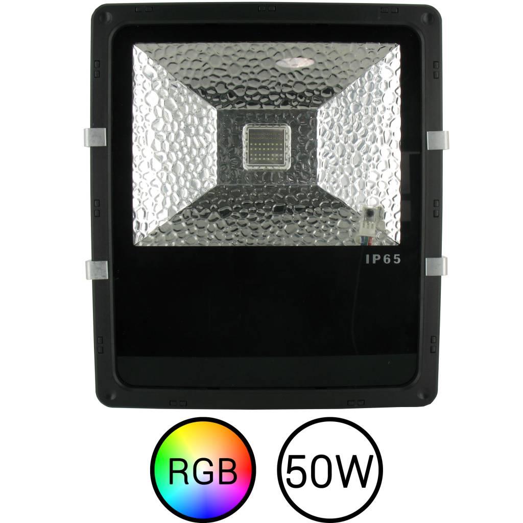 RGB LED Bouwlamp 50 Watt