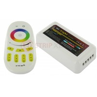Milight RGBW (multikleur + warm wit) LEDStrip 4-zone RF SET