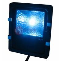 LED Bouwlamp RGB 10 Watt met afstandsbediening