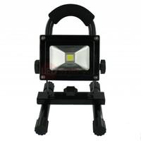 LED Bouwlamp Helder Wit 10W oplaadbaar en dimbaar