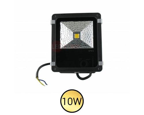 Design LED Bouwlamp Warm Wit 10 Watt