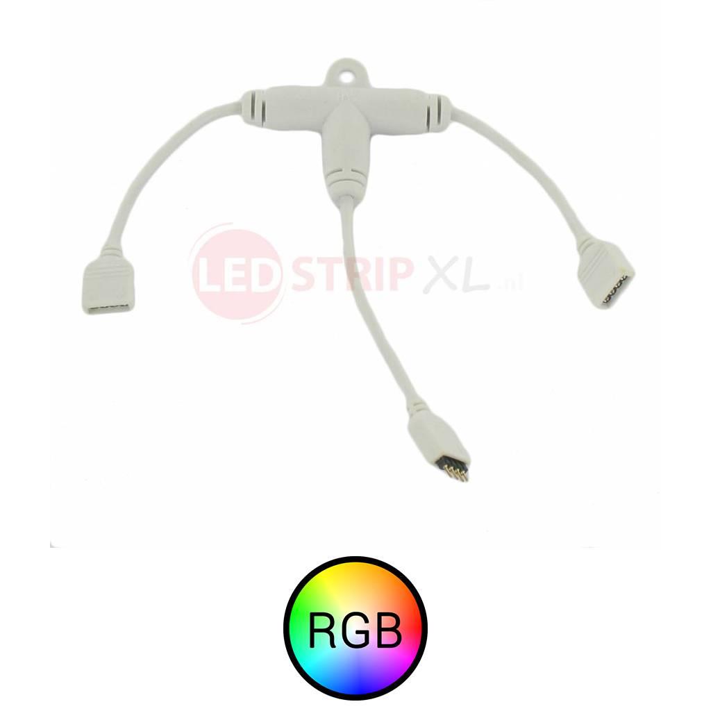 RGB LEDstrip splitter kabel