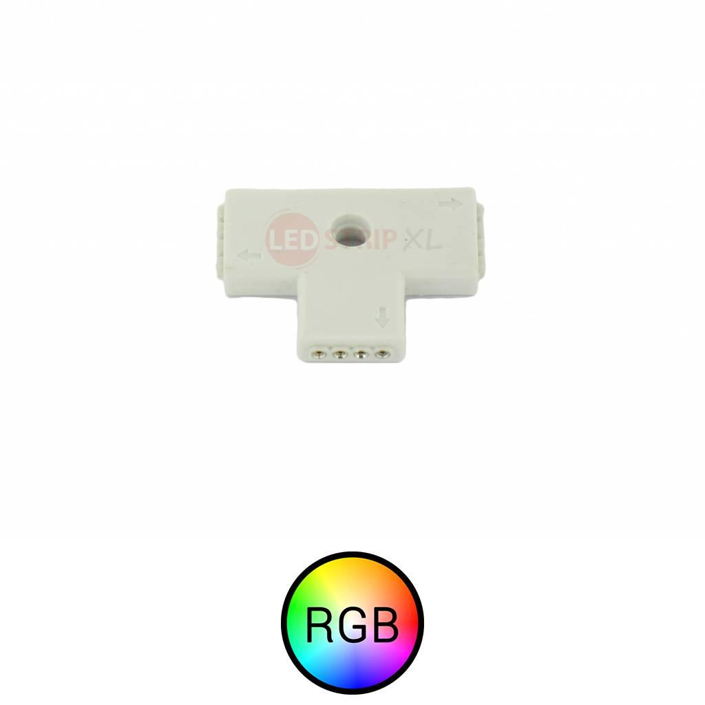 RGB LEDstrip splitter koppelstuk hoeken