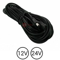 LEDStrip Verlengkabel 10 meter DC voedings adapter kabel