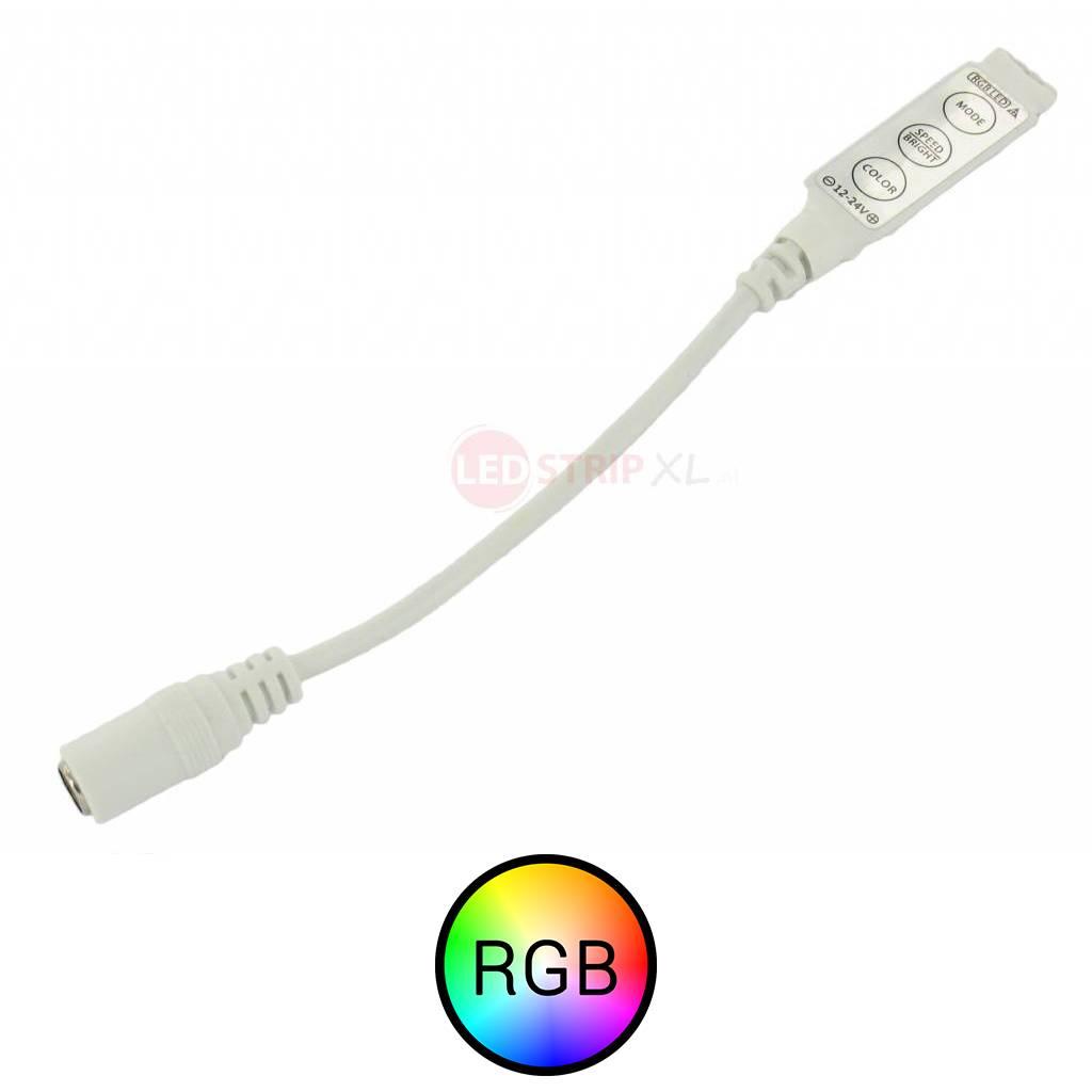 RGB LEDStrip mini controller