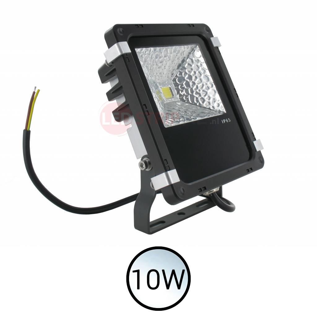 Design LED Bouwlamp Helder Wit 10W