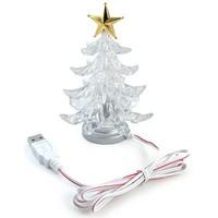 USB LED Kerstboom met RGB kleuren