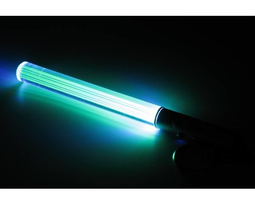 Mini LED Lightsaber sleutelhanger lampje