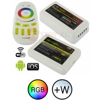 Milight RGBW LEDStrip 4-Zone RF controller en WiFi module SET