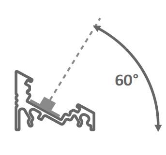 LEDstrip profiel tekening1
