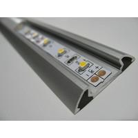 KLUŚ Design Aluminium Design opbouw profiel 1 meter 'STOS-ALU'