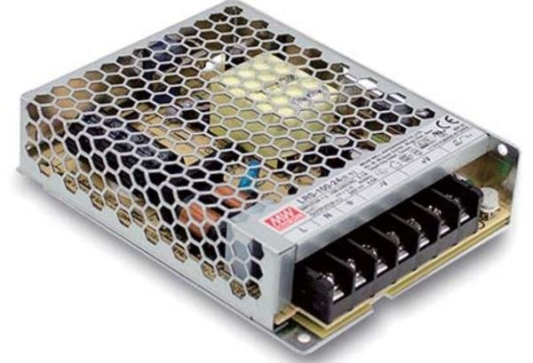 Mean Well LED Voeding 24V 4.5 Ampère 100W