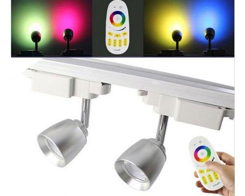 Milight LED Railspot RGB+Helder Wit 7W
