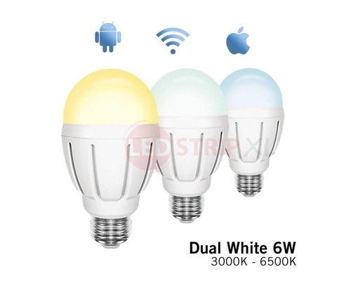 Milight Dual White 6 Watt LED Lamp E27