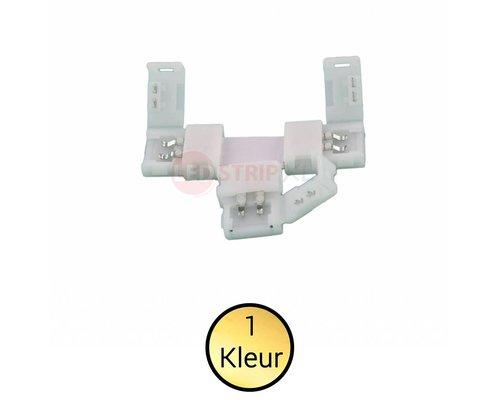 LEDStrip klik connector T-splitsing, splitsen en verlengen zonder solderen