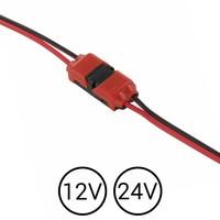 Kabel klem 2-voudig verbinden