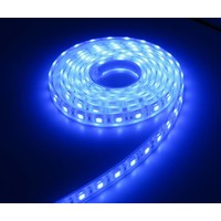 Aquarium LED Strip Extra Bright Blauw 100CM 24V