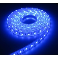 Aquarium LED Strip Extra Bright Blauw 150CM 24V