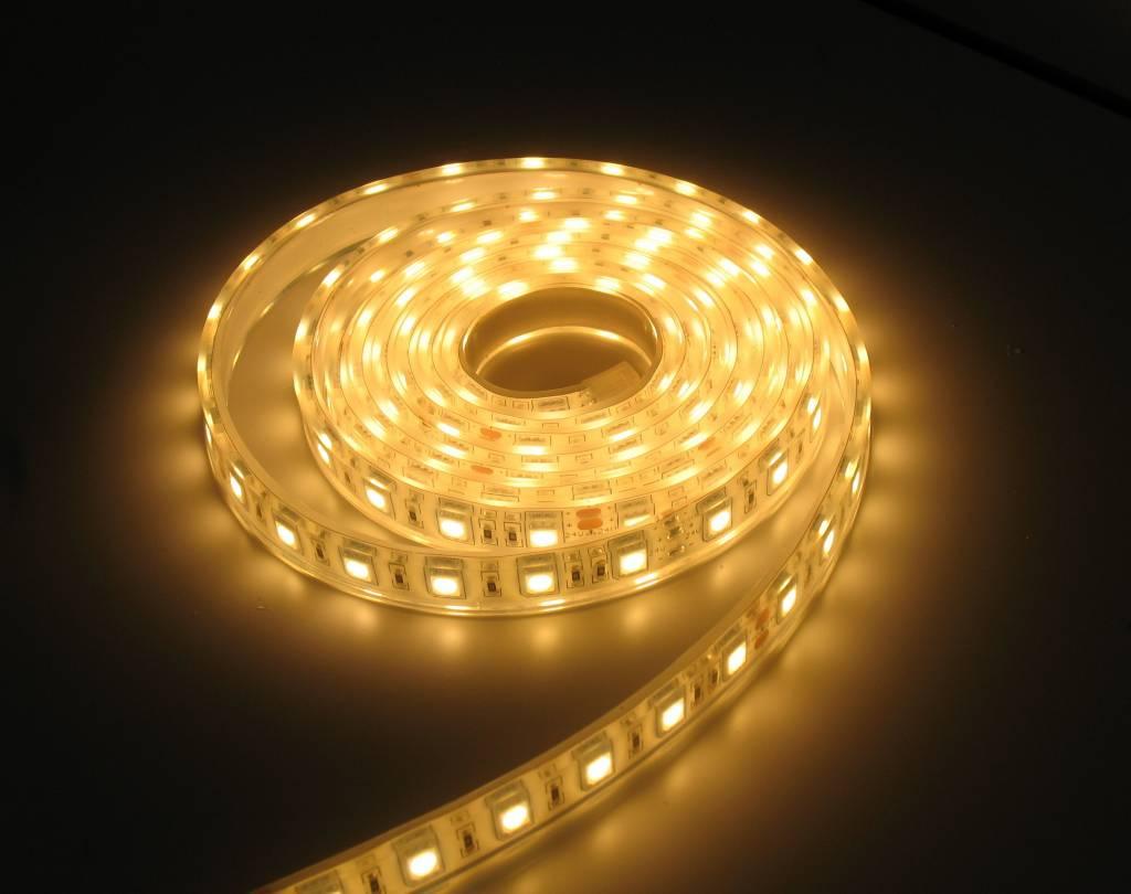 aquarium led strip extra bright warm wit 150cm 24v ledstripxl. Black Bedroom Furniture Sets. Home Design Ideas