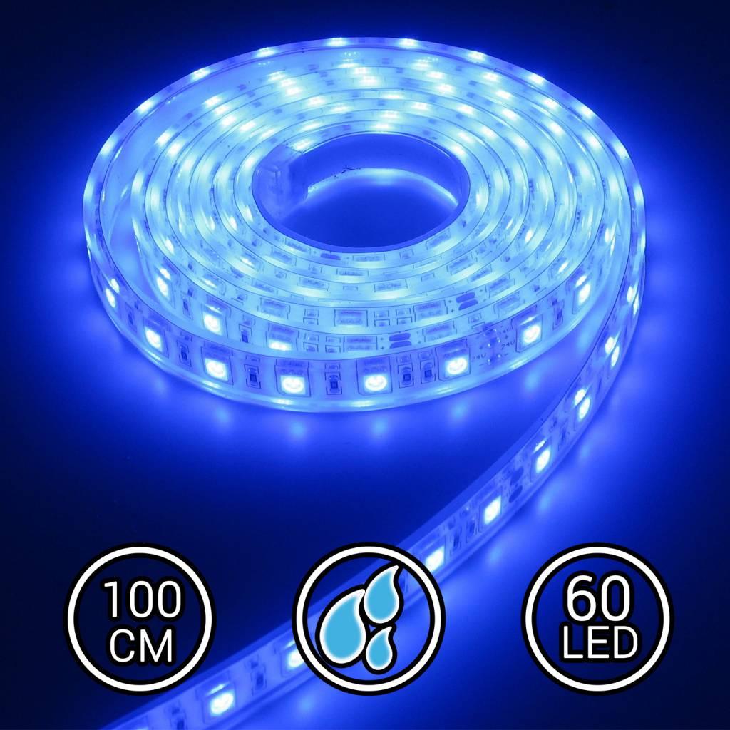 Aquarium LED Strip Extra Bright Blauw 100CM