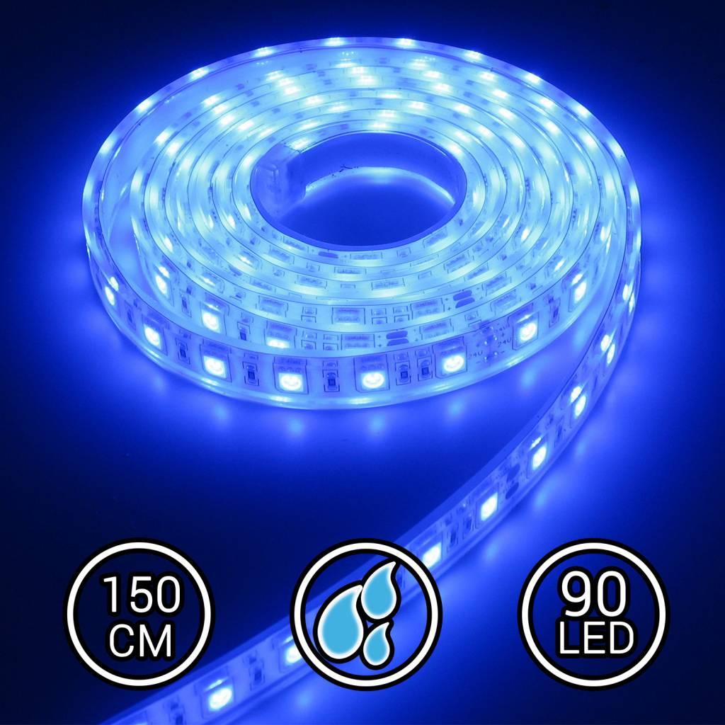 Aquarium LED Strip Extra Bright Blauw 150CM