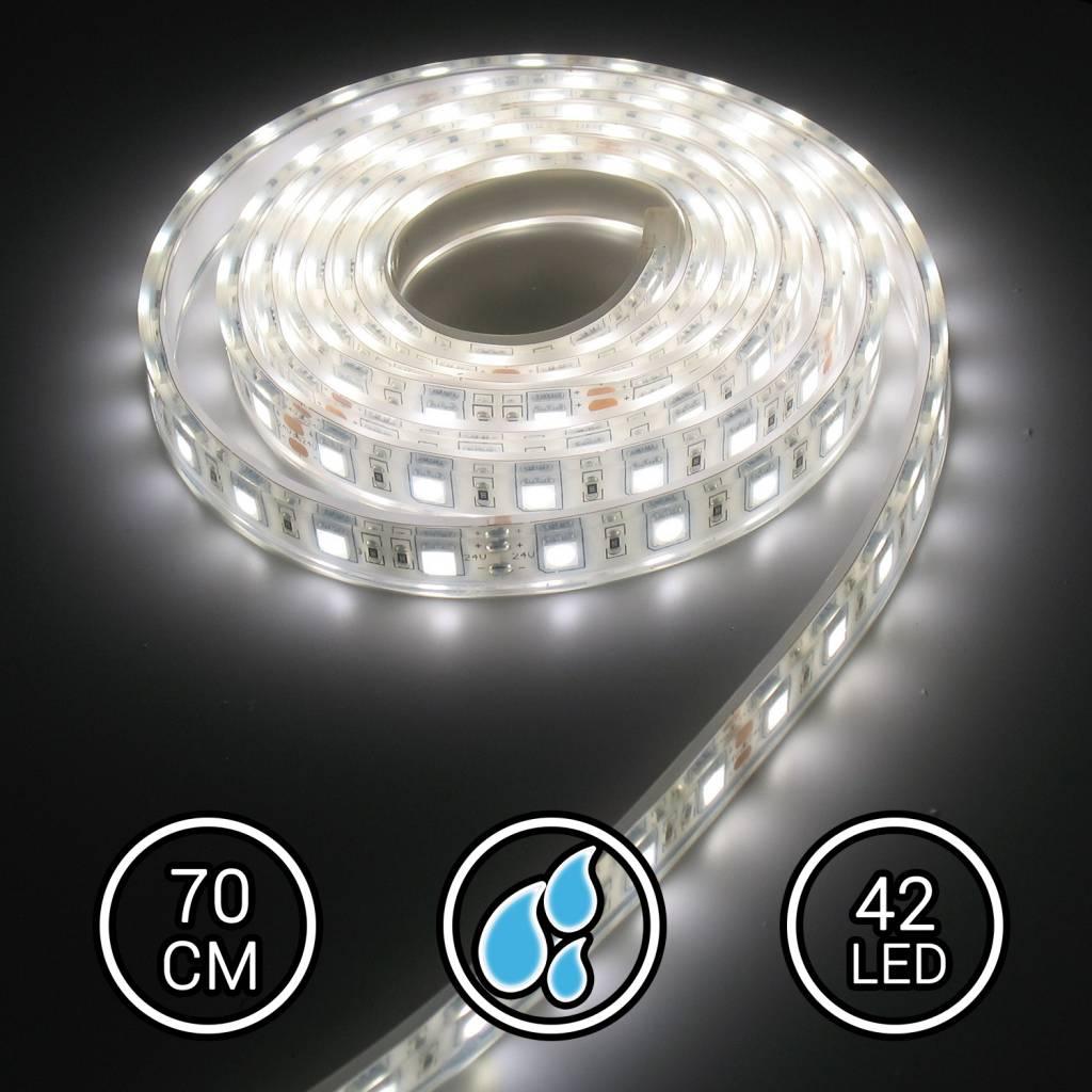 Aquarium LED Strip Extra Bright Helder Wit 70CM