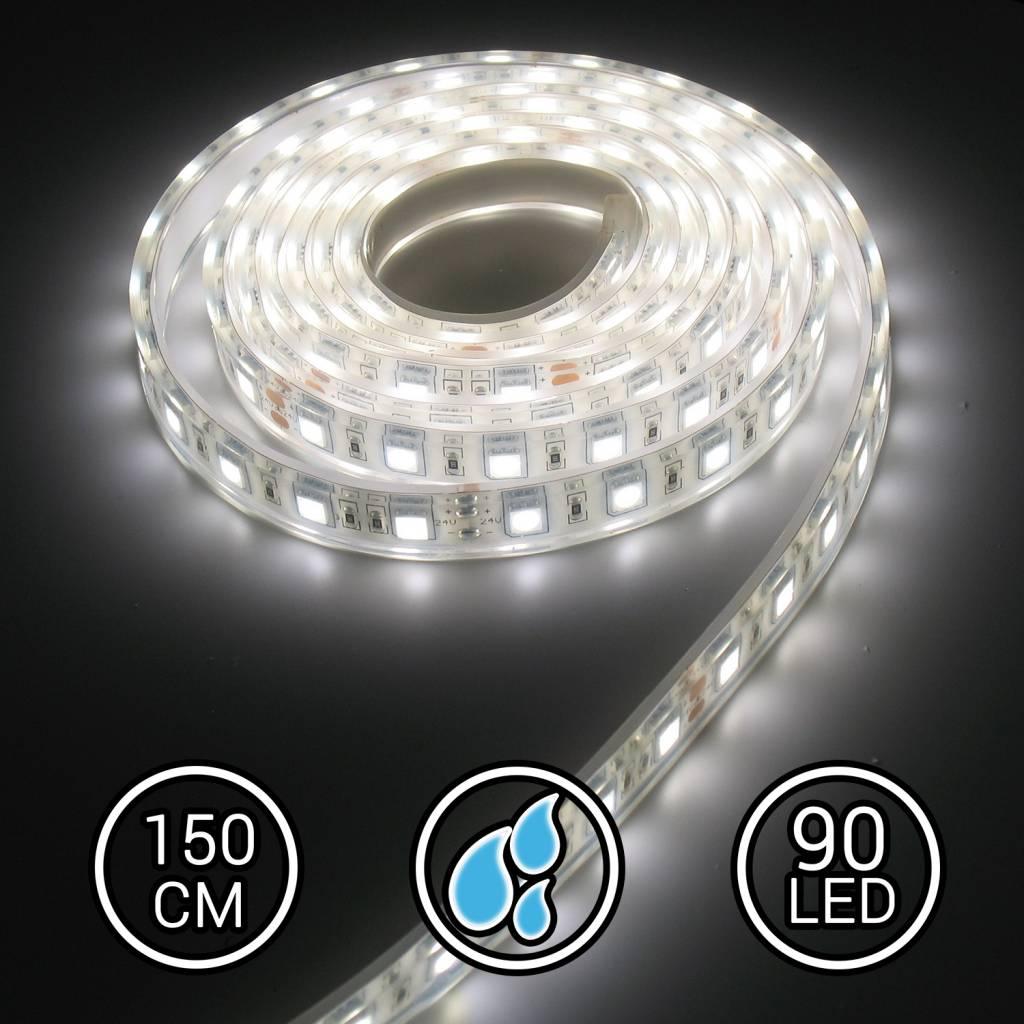 Aquarium LED Strip Extra Bright Helder Wit 150CM