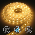 Aquarium LED Strip Extra Bright Warm Wit 100CM