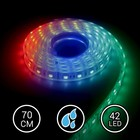 Aquarium LED Strip RGB 70CM Multi-Kleur