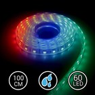 Aquarium LED Strip RGB 100CM Multi-Kleur