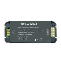 Euchips 1-10V LED Driver 12V - 11.25A - 135W