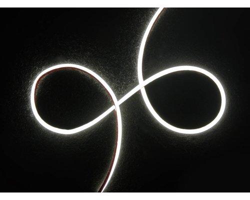 LED Neon Flex Slang Helder Wit 4000K 5 meter DC24V