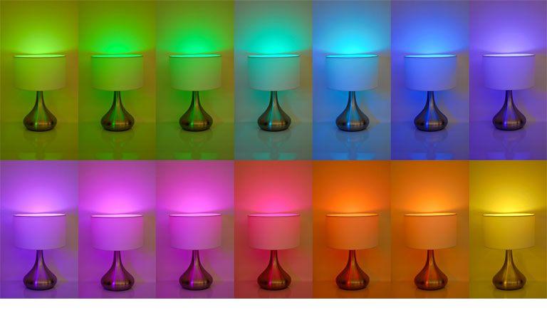 milight rgbw led lamp e27 6 watt kleur warm wit led verlichting warme kleur