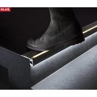 KLUŚ Design Aluminium Profiel voor Traptreden 'Step' 2 meter