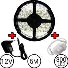 Paasactie 5 meter LED Strip Set Helder Wit