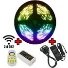 RGB30 LED Strip Set 5 meter met Touch Afstandsbediening