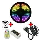 RGB60 LED Strip Set 5 meter met Touch Afstandsbediening