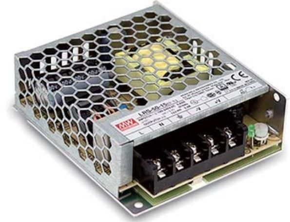 Mean Well LED Voeding 12V 4.2 Ampère 50W
