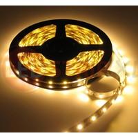 LEDStrip Warm Wit 5 Meter 60 LED per meter 12 Volt - Basic