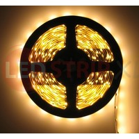 LEDStrip Warm Wit 5 Meter 60 LED per meter 24 Volt - Basic
