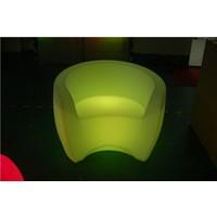 Lichtgevende LED Armstoel / Fauteuil Oplaadbaar