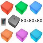 LED Kubus 80CM met RGB Kleuren en Afstandsbediening
