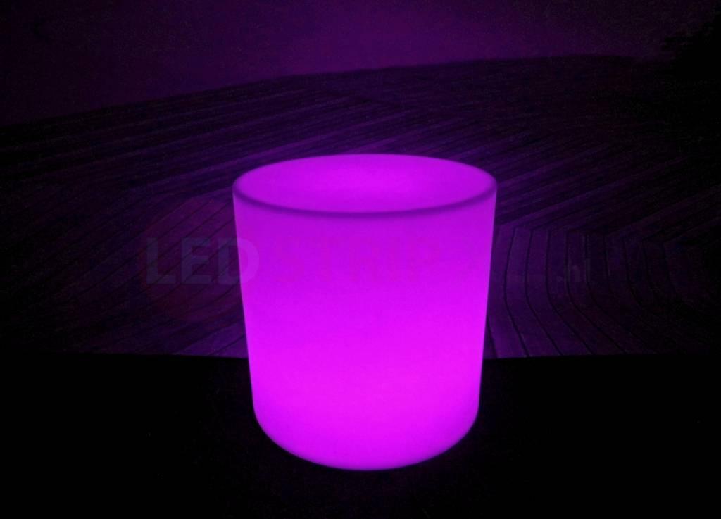 LED Stoel Cilinder